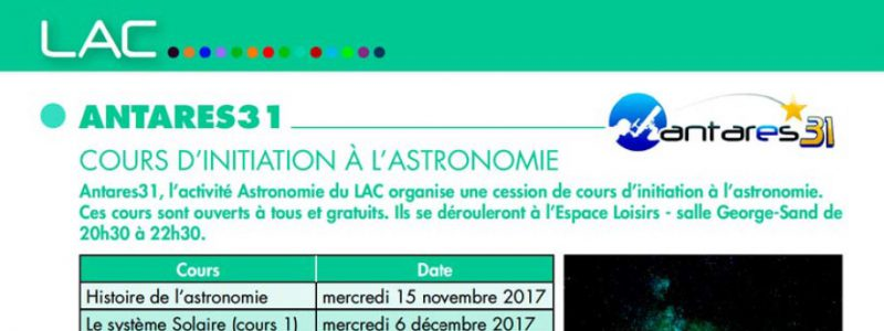 Cours 2017/2018